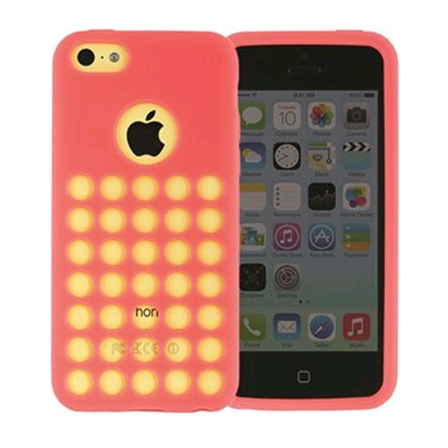 Xentris Wireless Silicone Shell for Apple iPhone 5C - Pink