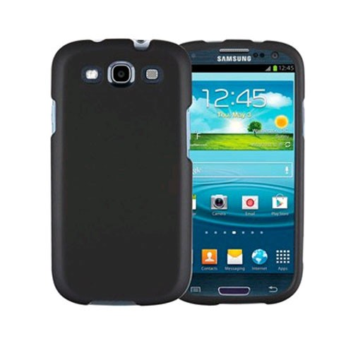 Xentris Wireless Hard Shell for Samsung Galaxy S III - Gray