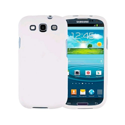Xentris Wireless Hard Shell for Samsung Galaxy S III - White