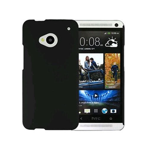 Xentris Wireless Hard Shell for HTC One (M7) - Black
