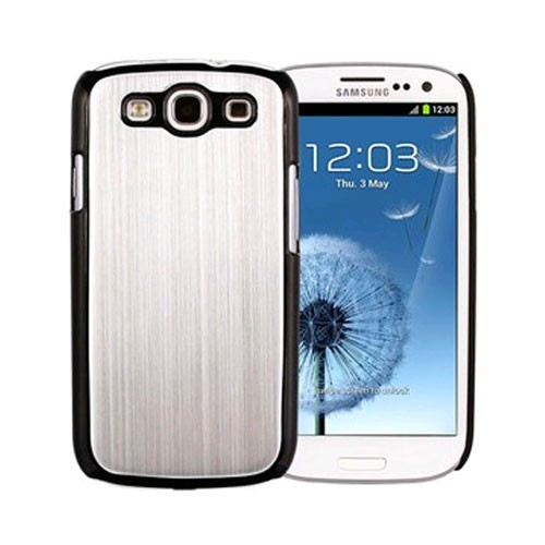 Xentris Wireless Hard Shell for Samsung Galaxy S III - Silver