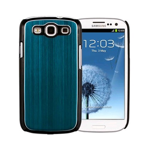 Xentris Wireless Hard Shell for Samsung Galaxy S III - Blue