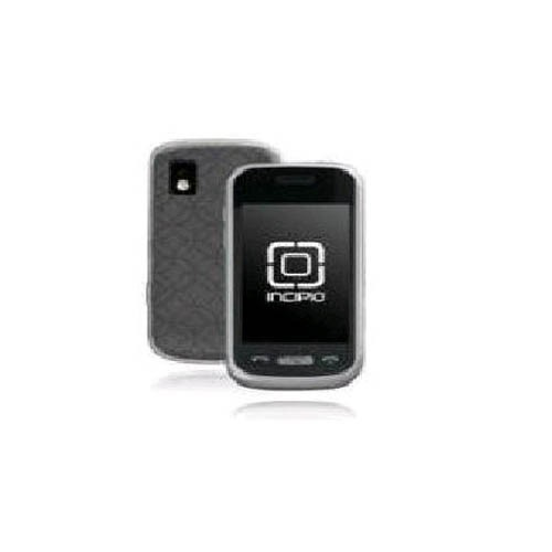 Incipio Gel Skin Case for Samsung Solstice A887 - Gray