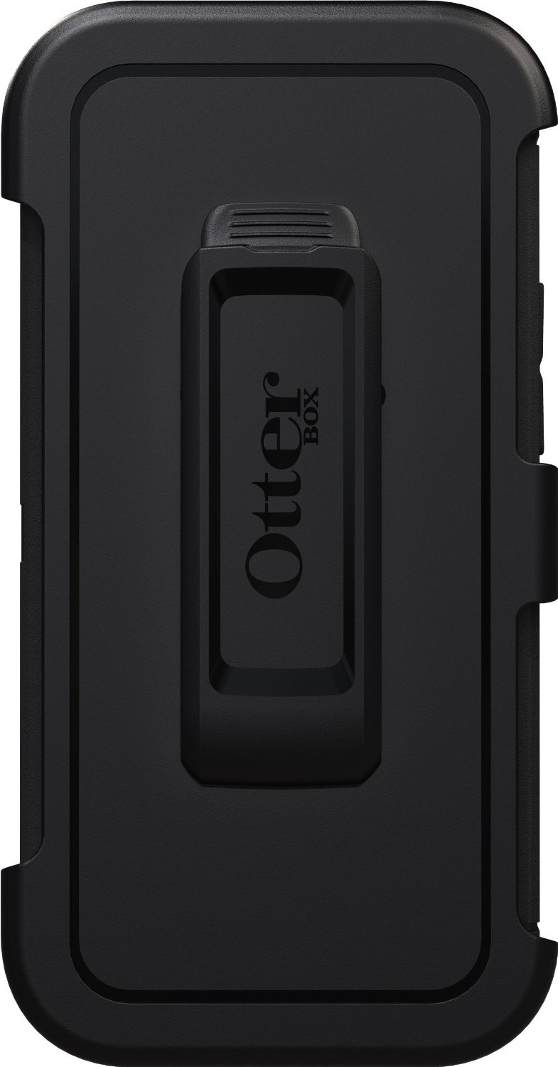 promo code 6844b 20c56 OtterBox - Defender Case With Belt Clip for HTC One (M8) - Black