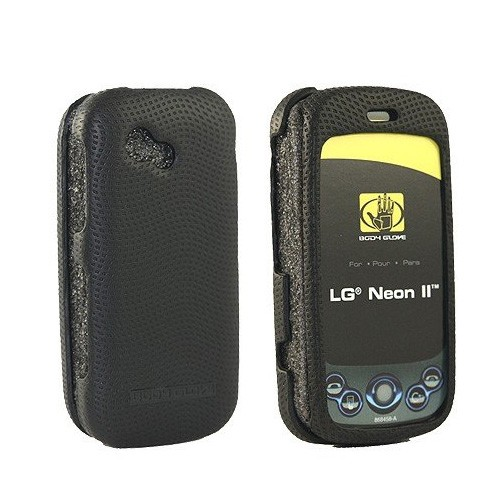 Body Glove Snap-On Case for LG NEON II (Black)