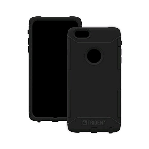 AFC Trident, Inc. - Aegis Case for Apple iPhone 6 Plus / iPhone 6S Plus (Black) - AG-API655-BK000