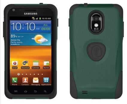 AFC Trident Inc. Aegis Case for Samsung Epic Touch 4G (Ballistic Green)