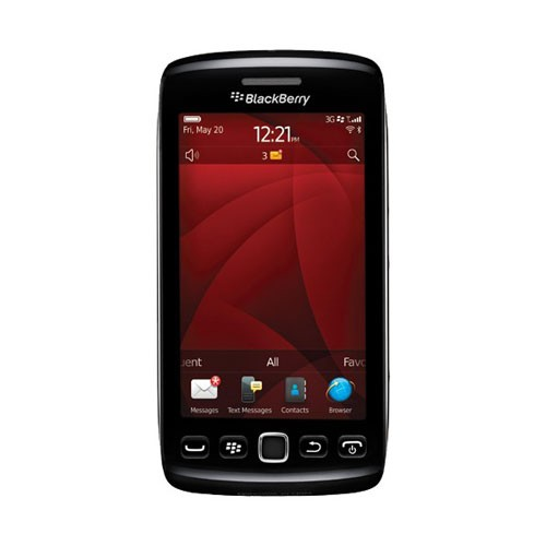 BlackBerry Torch 9850 Replica Dummy Phone / Toy Phone (Black) (Bulk Packaging)