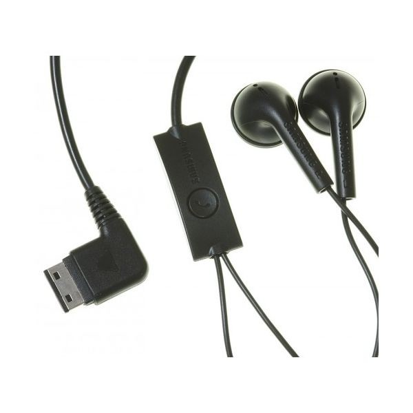 OEM Samsung Stereo Headset for B2100, J700, G600 - EHS497DOME