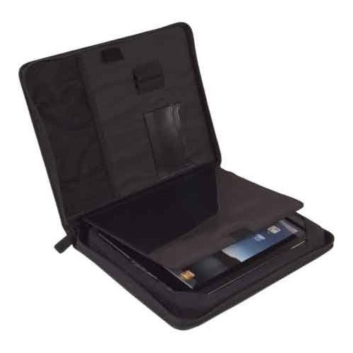 Ventev ProFOLIO Rugged Folio for Apple iPad - Sleeve Case with Stand  - Black