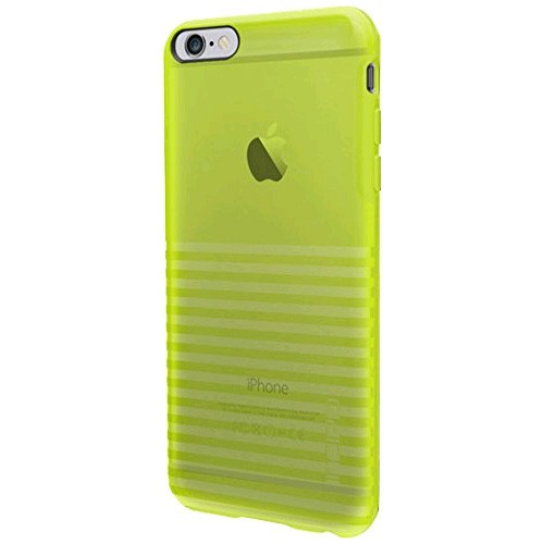 Incipio Rival Case for Apple iPhone 6/6S Plus - Translucent Electric Lime