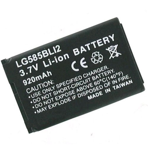 Alltel LG AX155 / AX585 Standard Battery (Bulk Packaging)