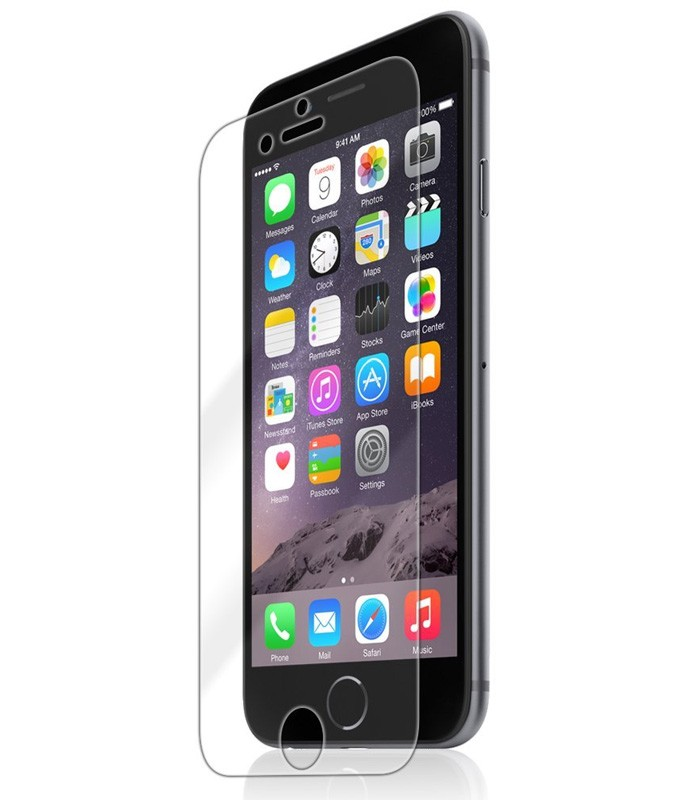 KuKu Mobile Tempered Glass Screen Protector for Apple iPhone 7, iPhone 6, iPhone 6S