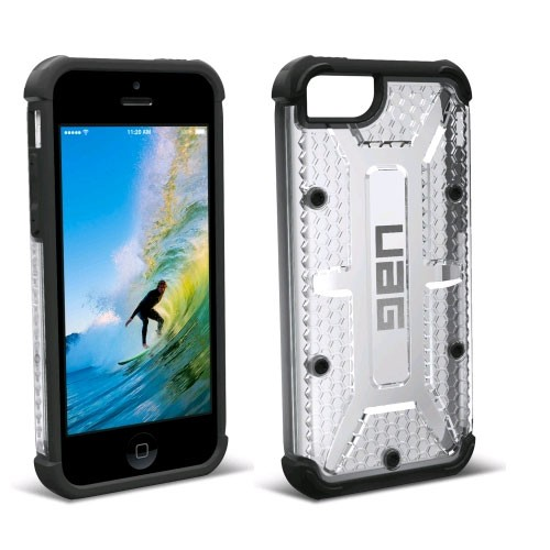 Urban Armor Gear Composite Case for Apple iPhone 5c - Clear