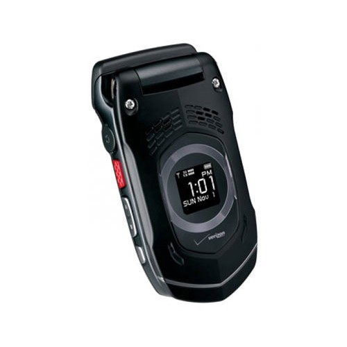 Casio G'zOne Rock C731 Replica Dummy Phone / Toy Phone (Black) (Bulk Packaging)