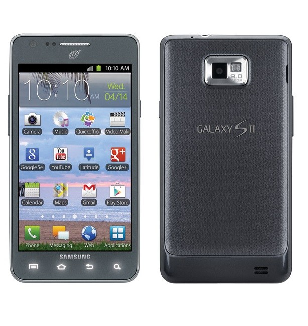 Samsung Galaxy S2 S959G / I777 Unlocked GSM Android Cell Phone (Grey) - PSR300353