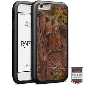 iPhone 6/6S - Rapt Camo Woods Warm 1