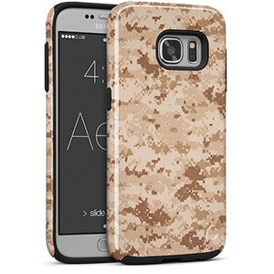 SS 7 - Aero Camo Digital Brown