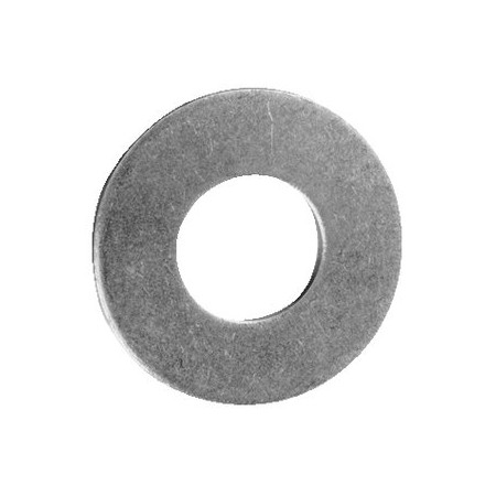 "Wireless Solutions - 3/8"" 18-8 Stainless Steel Small OD Flat Washer"