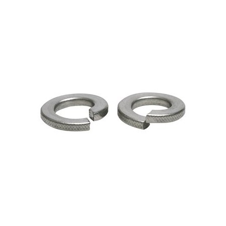 "Wireless Solutions - 1/4"" 18-8 Stainless Steel Medium Split Lock Washer"