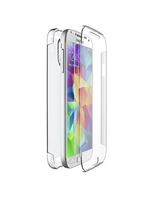 X-Doria Defense 360 Case Polycarbonate Case for Samsung Galaxy S5 (Clear)