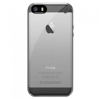 Puregear Slim Shell Case for Apple iPhone 5 (Licorice) - 60074PG