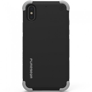 APPLE IPHONE X PUREGEAR DUALTEK CASE - MATTE BLACK