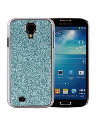 Xentris Wireless Hard Shell Case for Samsung Galaxy S4 (Blue Sparkle)