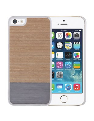Xentris Hard Shell for Apple iPhone 5/5S - Beech