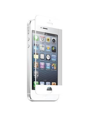 Nitro Glass Screen Protector for Apple iPhone 5/5S/5C - White