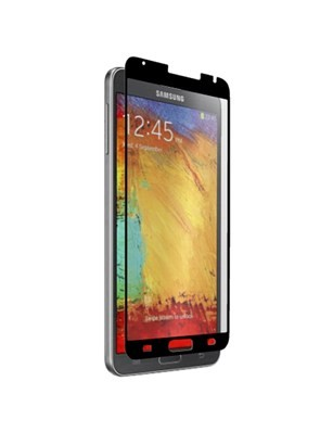Nitro Glass Screen Protector for Samsung Galaxy Note 3 - Black