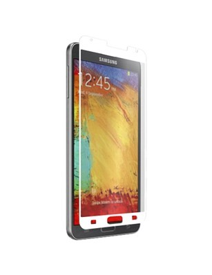 Nitro Glass Screen Protector for Samsung Galaxy Note 3 - White