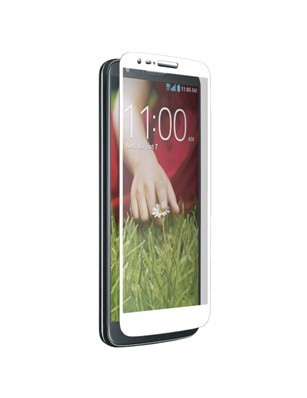 Nitro Glass Screen Protector for LG G2 - White
