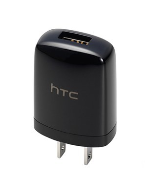 HTC TC U250 Micro USB Travel Charger - Black