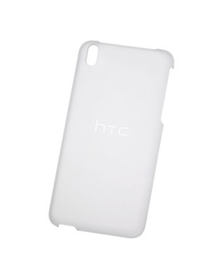 HTC Translucent Case with Screen Protector for HTC Desire 816 - Clear