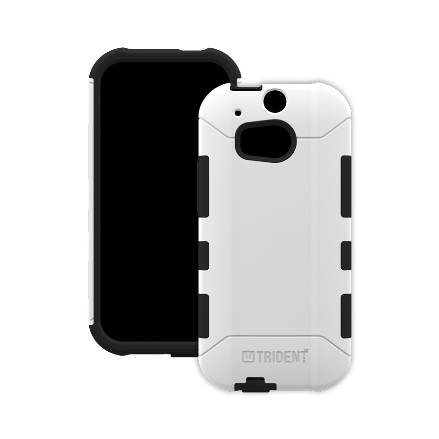 Trident - Aegis Case for HTC One (M8) - White