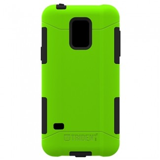 AFC Trident, Inc. - Aegis Case Samsung Galaxy S5 mini Trident Green