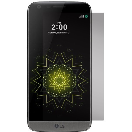 Gadget Guard Black Ice Glass Screen Protector for LG G5 - Clear