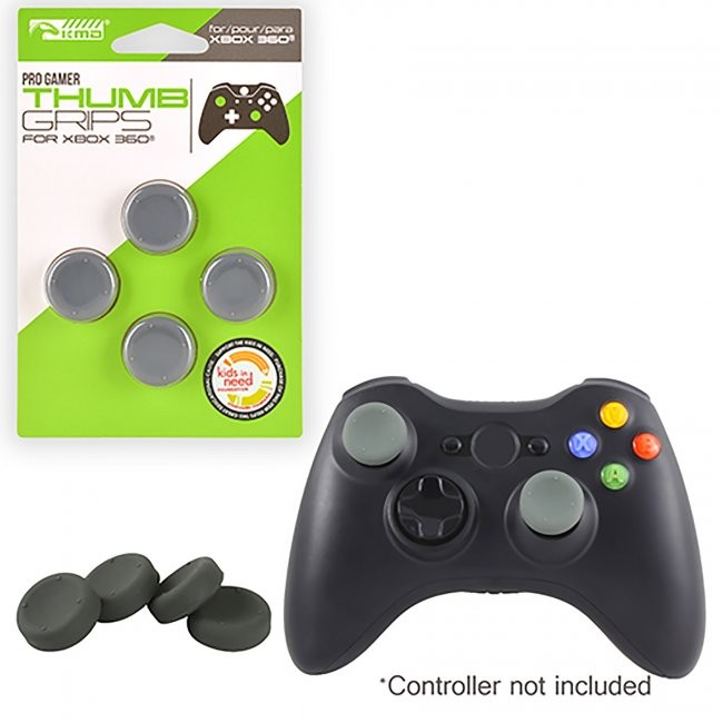 KMD - ProGamer Analog Thumb Grips for Xbox 360