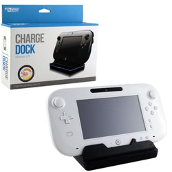 KMD - Charge Dock Charger for Wii U - Black