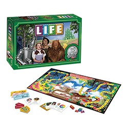 Board Game - The Wizard of Oz Life