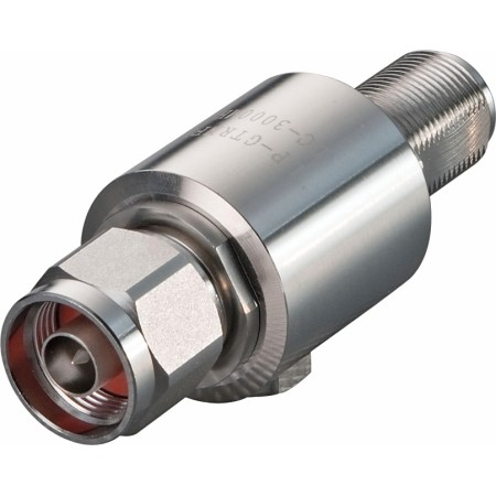 Times Microwave - DC-3.0 GHz Replaceable Gas Tube Lightning Arrestor