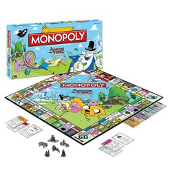 Board Game - Monopoly Adventure Time Board Game
