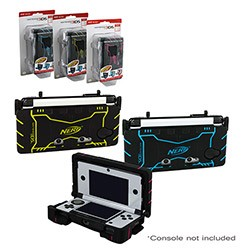 PDP - Nerf Triple Armor Case for DS/DS Lite/3DS