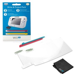 PDP - Write and Protect Pack Bundle for Wii U