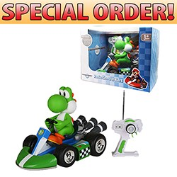 Nintendo - Large Radio Control Kart for Yoshi