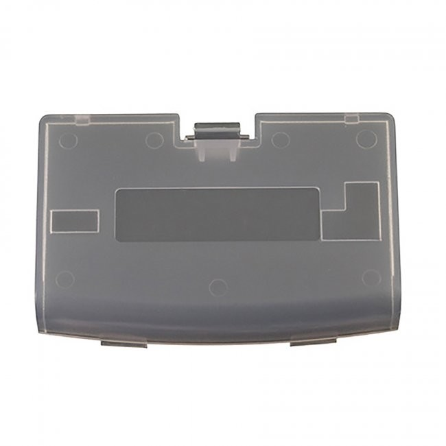 Third Party - Repair Part Battery Door Cover for GBA - Glacier