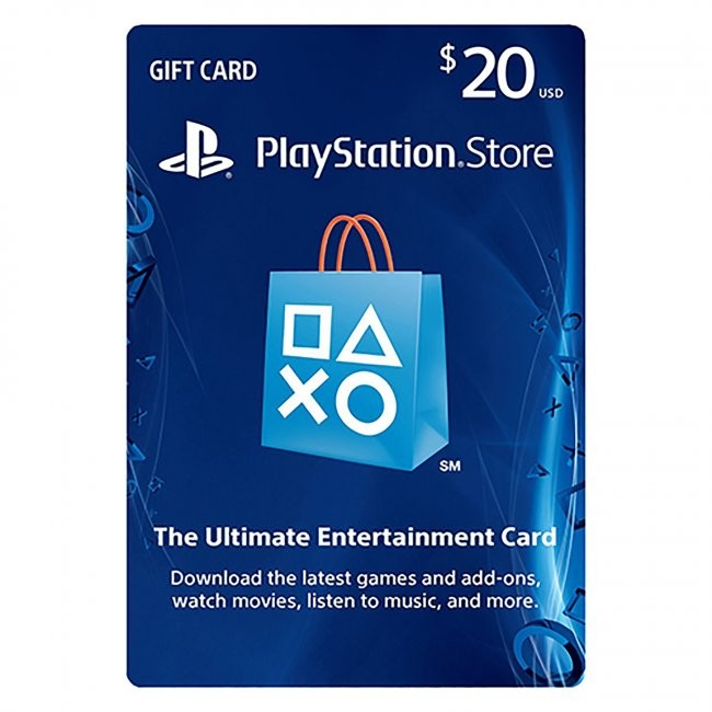Sony - $20 Value PSN Live Subscription Card for PS3