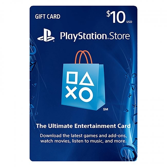 Sony - PSN Live $10 Value Subscription Card for PS3