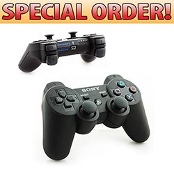 Sony -  Dualshock 3 Wireless Controller For PS3 - Assorted